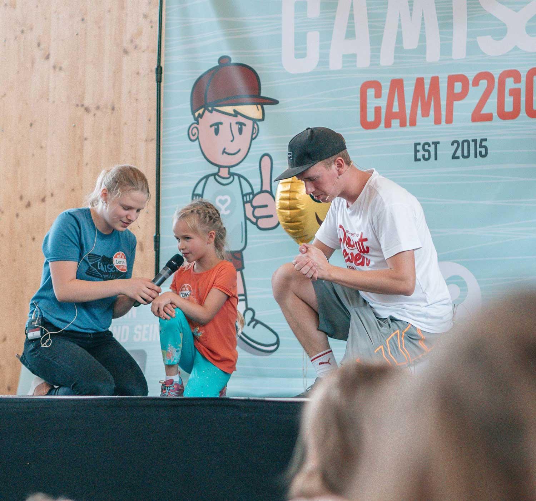 Christliche Sommercamps