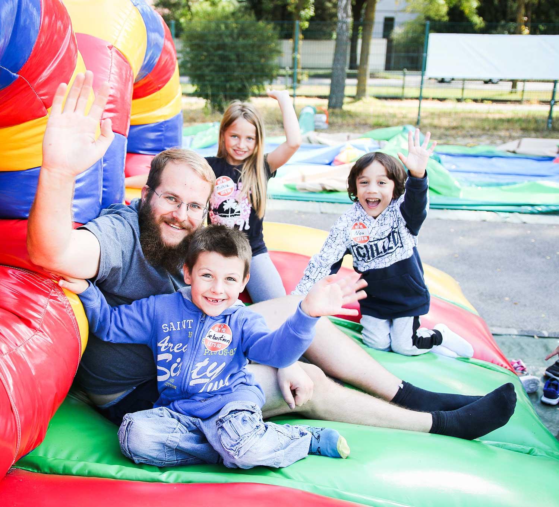 Kinder haben Spaß, Sommercamp
