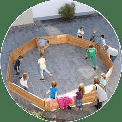 Ferienprogramm mit Actionspielen
